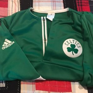 more photos 8177f fed1e A addidas Boston Celtics training sweatshirt